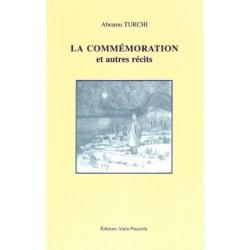 La commémoration et autres récits de Abramu Turchi