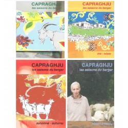 Les saisons du berger - Capraghju (4 saisons)