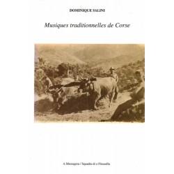 Musiques traditionnelles de Corse de Dominique Salini